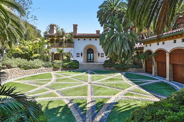 Villa Contenta  Most expensive villa in Malibu the most expensive homes Villa Contenta in Malibu