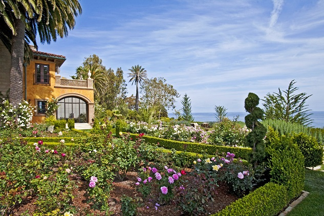 the-most-expensive-homes-Villa-Contenta-in-Malibu5  Most expensive villa in Malibu the most expensive homes Villa Contenta in Malibu5