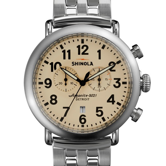 """""""SHINOLA – a newly launched Detroit-based watch company with a storied name will showcase for a second year at Baselworld 2014 beginning March 27th, 2014 through March 31st, 2014.""""  DETROIT-BUILT SHINOLA RETURNS TO BASELWORLD 2014 20140117114739"""