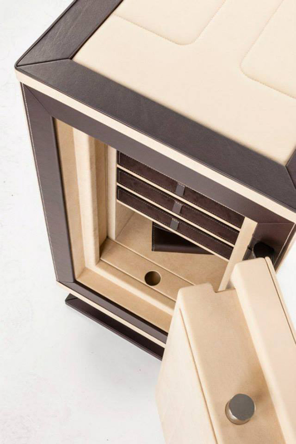 Made to measure high security luxury safes for private homes and offices  High Security Luxury Safes 111