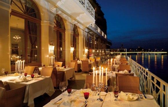 Best_Restaurants Guide-of-Basel-Cheval-Blanc-interior  Friday night in Basel: Best Restaurants Guide Best Restaurants Guide of Basel Cheval Blanc interior