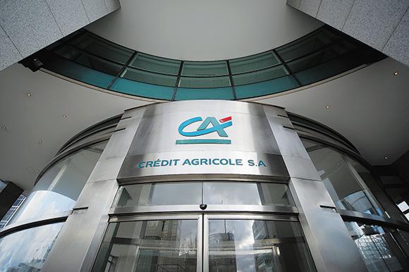 CA bank France