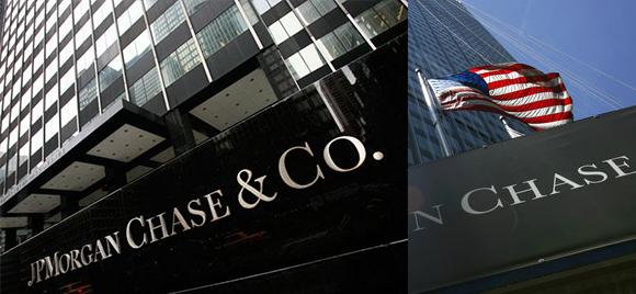 US JP Morgan Chase bank
