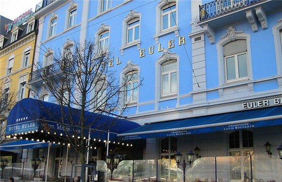 """""""With the approaching of Baselworld you will need good places to attend. We already recommended you the best restaurants in Basel but now we will show you our top 5 Hotels in Basel during the Basewolrd. """"  Best Hotels to stay during BaselWorld hotel euler basel hotel basel 3p hotel7137c 0"""