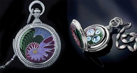 fabulous luxury pocket watch from watch manufacturer Parmigiani Fleurier  Parmigiani Fleurier Fibonacci Pocket Watch 2014050409520391152