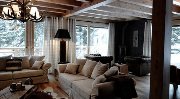 Chalet Raspille, Crans Montana   Luxury Swiss Chalets Luxury swiss chalets 27 620x342