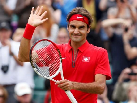 Switzerland's Roger Federer roger federer Roger Federer's Luxurious Houses Roger Federer London 2012 Davis Cup