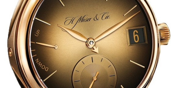 H. Moser & Cie Perpetual Golden Edition