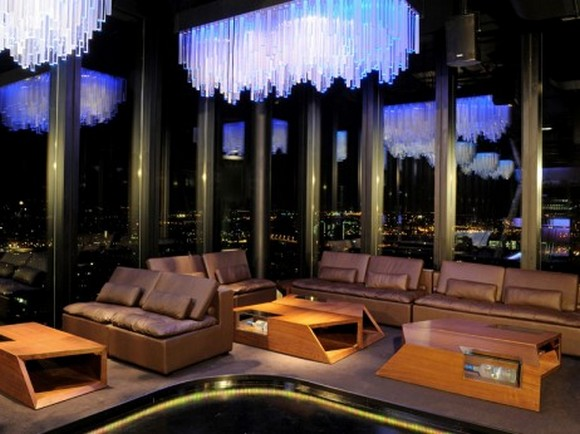 BAR ROUGE  The 9 Best Things to do at Night in Basel BarRouge seating1 462x346