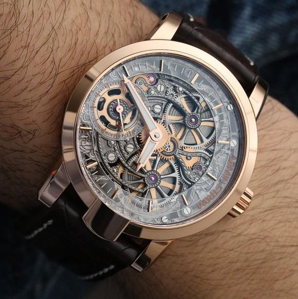 Armin Strom One Week Skeleton  Top 10 Watches Of Baselworld 2014 Baselworld 2014 top 10 watches armin strom one week skeleton