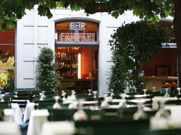 CAMPARI BAR  The 9 Best Things to do at Night in Basel Details 462x346