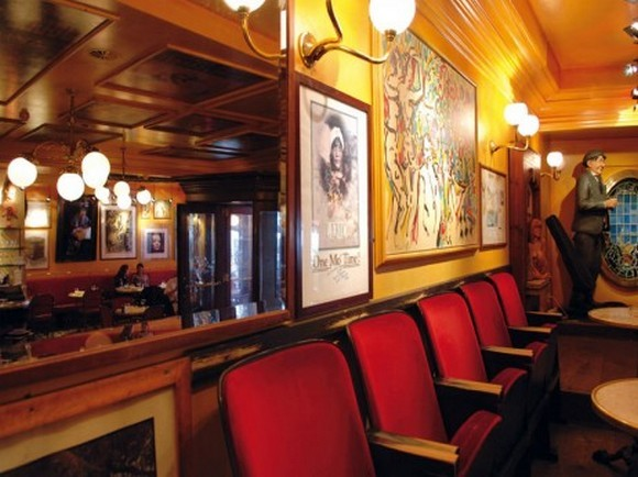 BAR CAFÉ DES ARTS  The 9 Best Things to do at Night in Basel cafe des arts11