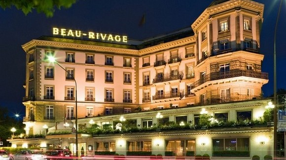 Geneva's most luxurious design hotels  Geneva's most luxurious design hotels Beau Rivage Hotel in Geneva Basel Shows Tour around Switzerland