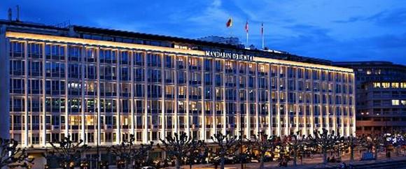 Geneva's most luxurious design hotels  Geneva's most luxurious design hotels Genevas most luxurious hotels Basel Shows Tour around Switzerland