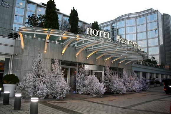 Geneva's most luxurious design hotels  Geneva's most luxurious design hotels Hotel President Wilson in Geneva Basel Shows Tour around Switzerland