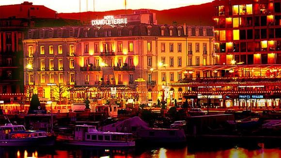 Geneva's most luxurious design hotels  Geneva's most luxurious design hotels Hotel dAngleterre Geneva Basel Shows Tour around Switzerland