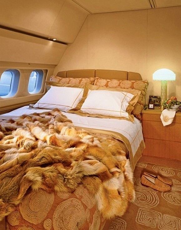 The private jet itself it's an extreme luxury form, but the interiors of it can be also. private jets interiors Extreme Luxury: Inside Private Jets Interiors Luxury interiors Private Jets