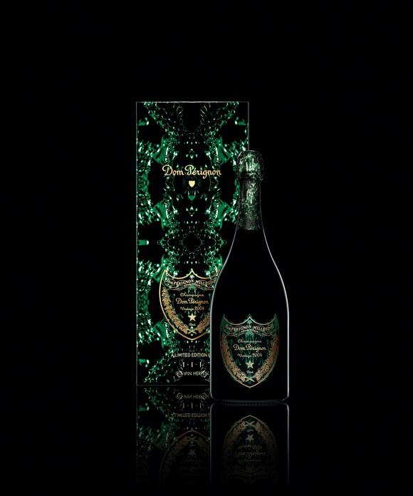 Dom Pérignon Limited Edition by Iris van Herpen  Dom Pérignon Limited Edition by Iris van Herpen Dom P  rignon Limited Edition by Iris van Herpen