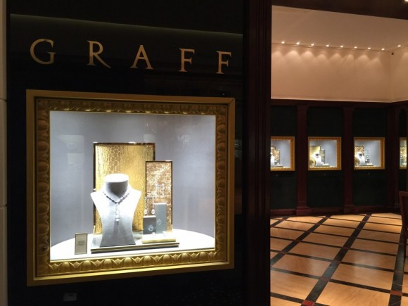 Graff Diamond Mastergraff Grand Date Dual Time Tourbillon