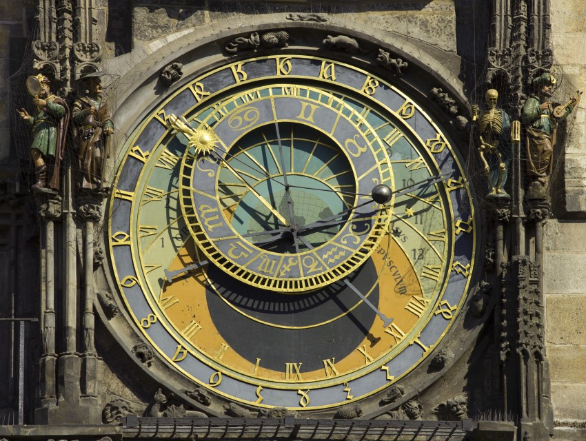 Prague-Astronomical_clock_czech republic  The Chronology Through the Ages Prague Astronomical clock czech republic e1425469617359