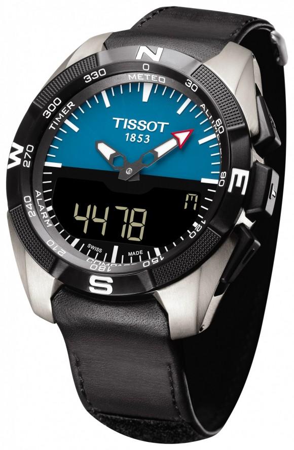 smart watches-basel world 2015 news-Tissot-T-Touch-Expert-Solar-Extension