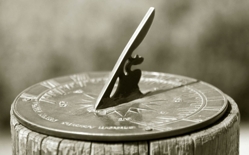 sundial  The Chronology Through the Ages sundial e1425470807585