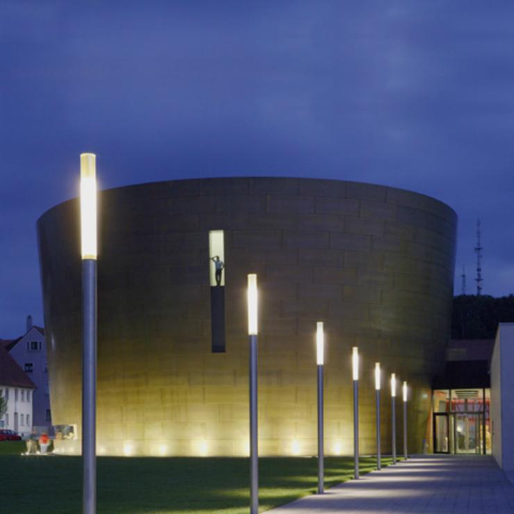 Margarete-Steiff-Museum-Giengen-near-Ulm2  Swiss master of Architecture -  Andreas Ramseier Margarete Steiff Museum Giengen near Ulm2