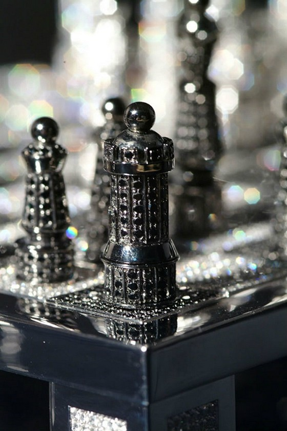 Most Expensive Chess Set With Diamonds  Most Expensive Chess Set With Diamonds Most Expensive Chess Set With Diamonds 5